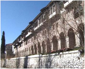 Монастырь в честь святой Анастасии Узорешительницы